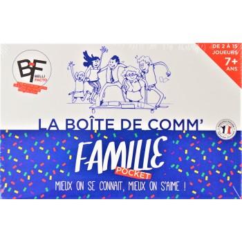 La boîte de Comm' Famille...