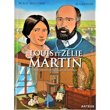Louis et Zélie MARTIN / BD