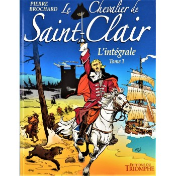 Le chevalier de Saint Clair...