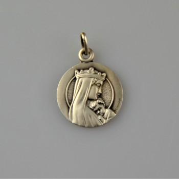Médaille argent Notre-Dame de la Sagesse