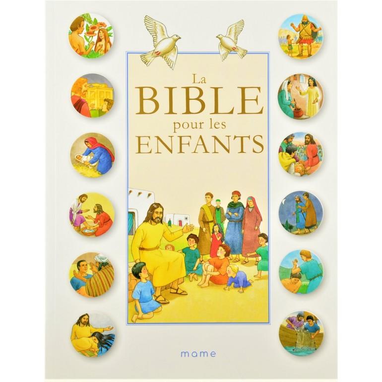 La Bible pour les enfants / couverture