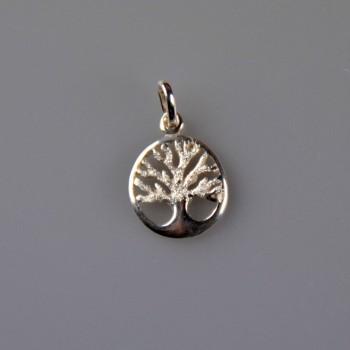 Médaille argent arbre de vie