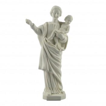 Statue Notre-Dame du Laus