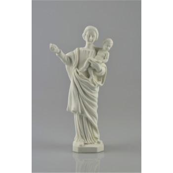 Statue Notre Dame du Laus...