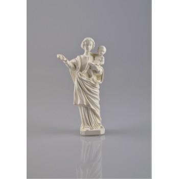 Statue Notre-Dame du Laus...