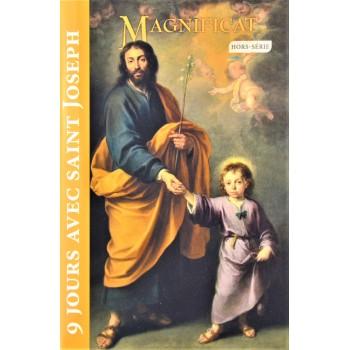 9 jours avec Saint Joseph : Magnificat Hors-série