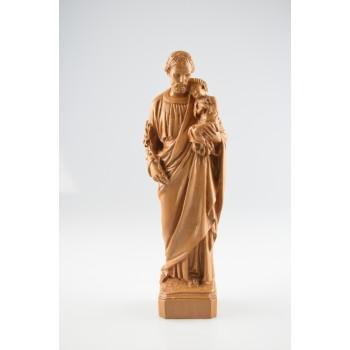 Statue St Joseph à l'enfant...
