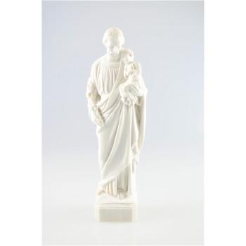 Statue 15 cm Saint Joseph à l'enfant