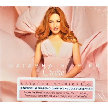 Natasha St-Pierre / CROIRE
