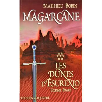 MAGARCANE / Les dunes...