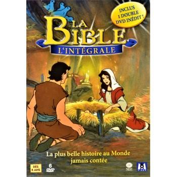 Coffret DVD La Bible intégrale