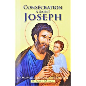 Consécration à Saint Joseph