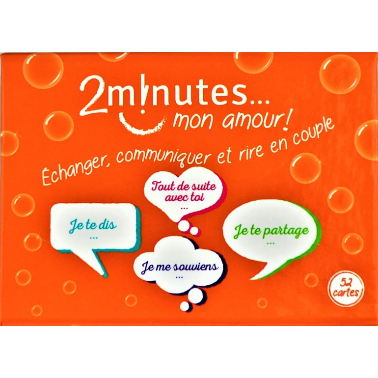2 minutes mon amour