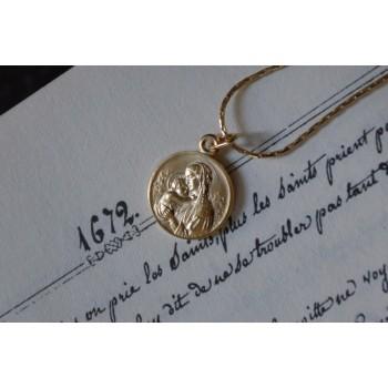 Médaille Vierge de...