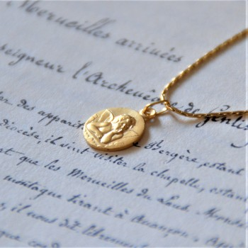Médaille Ange de Raphael en...