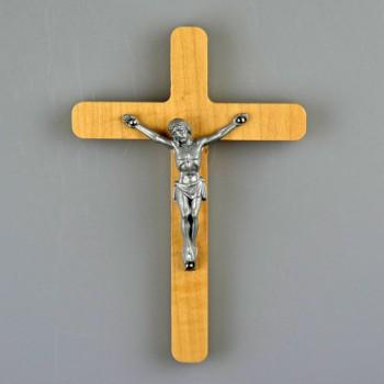 Croix Christ métal
