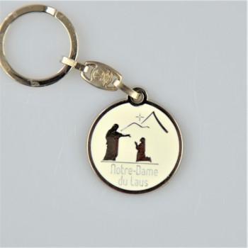 Porte clés Notre Dame du...