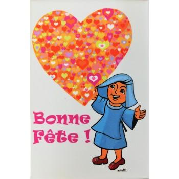 Magnet Bonne Fête