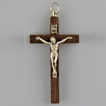 Crucifix Christ métal